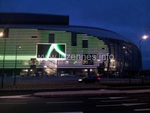 écran géant Grand Stade de Lille